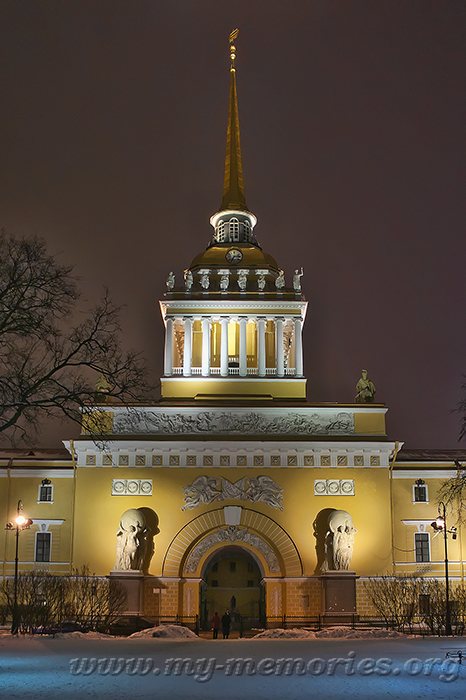 что установлено на шпиле петербургского адмиралтейства ебут камина прямо